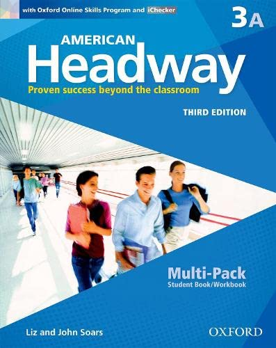 9780194726160: American Headway Third Edition: Level 3 Student Multi-Pack A (American Headway, Level 3)