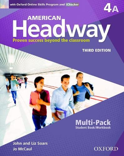 9780194726399: American Headway Third Edition: Level 4 Student Multi-Pack A (American Headway, Level 4)