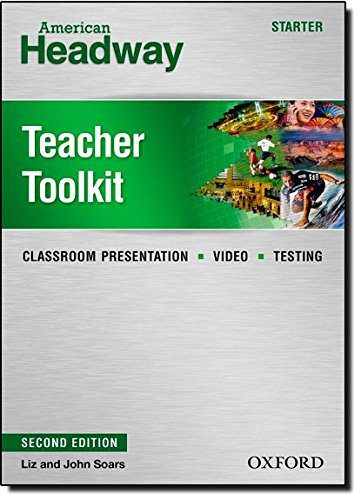 9780194727440: American Headway: Starter: Teacher Toolkit CD-ROM: American Headway: Starter: Teacher Toolkit CD-ROM Starter