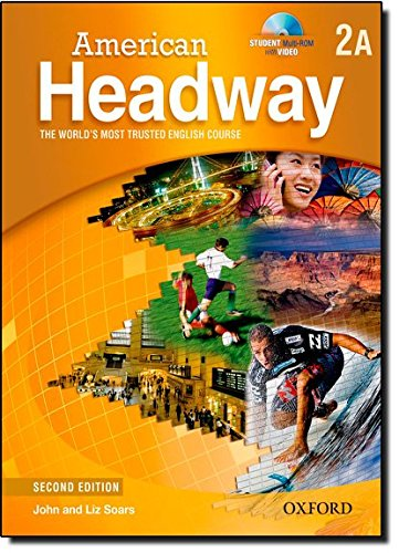 9780194727754: American Headway 2. Student Pack a (American Headway Second Edition)