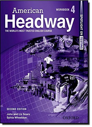 9780194727877: American Headway, Second Edition Level 4: Workbook