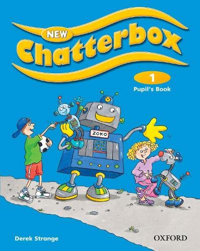 9780194728003: New Chatterbox: Level 1: Pupil's Book