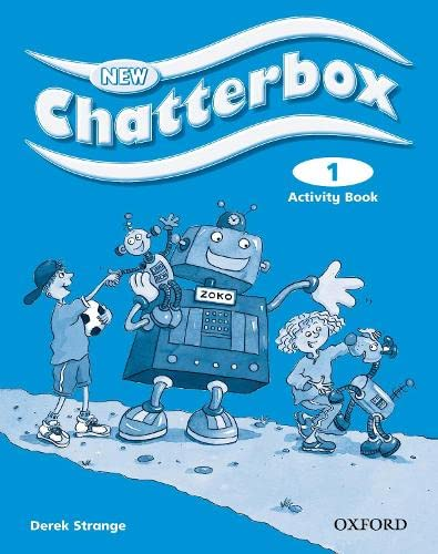 9780194728010: New Chatterbox Level 1: Activity Book