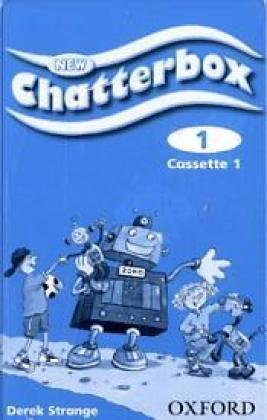 New Chatterbox Level 1: Cassette (0194728056) by Strange, Derek