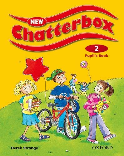 9780194728089: New Chatterbox: Level 2: Pupil's Book