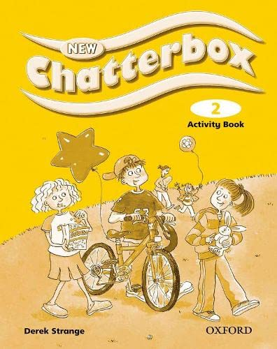 9780194728096: New Chatterbox: Level 2: Activity Book