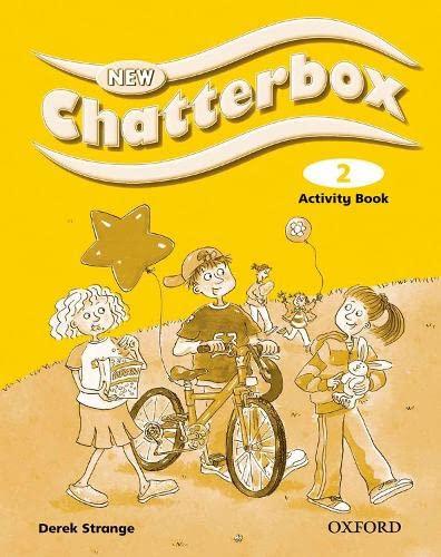 New Chatterbox 2 : Activity Book: Strange, Derek