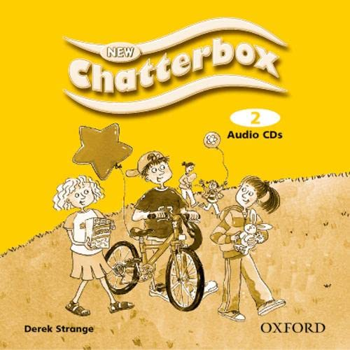 9780194728140: New Chatterbox: Level 2: Audio CD