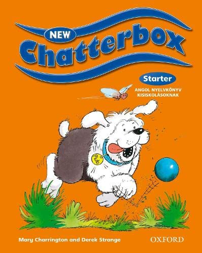 9780194728171: New Chatterbox: Starter: Pupil's Book
