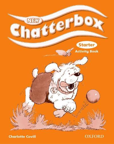 9780194728201: New Chatterbox: Starter: Activity Book