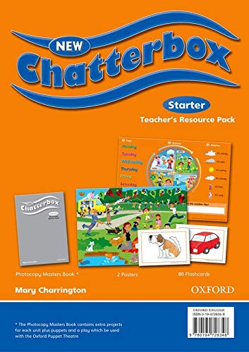 9780194728348: New Chatterbox: Starter: Teacher's Resource Pack