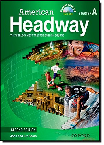 9780194728638: American Headway Starter Student Book & CD Pack A