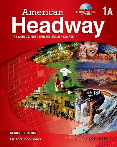 9780194728652: American Headway 1 Student Book & CD Pack A