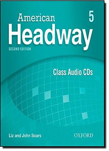 9780194728812: American Headway 5 Class CD (3)