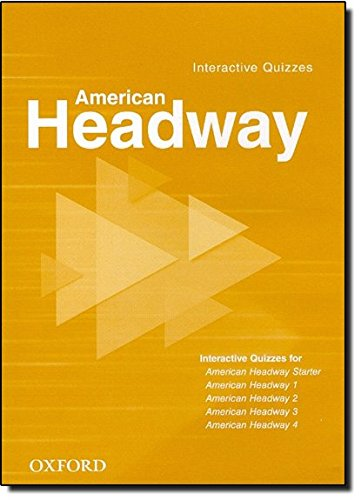 9780194728898: American Headway First Edition Interactive Quizzes Starter to Level 4 (American Headway (Software))