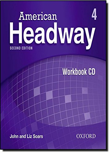 9780194729093: American Headway 4 Workbook CD