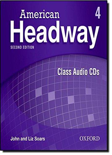 American Headway 4 Class CD (3) (9780194729123) by John Soars; Liz Soars