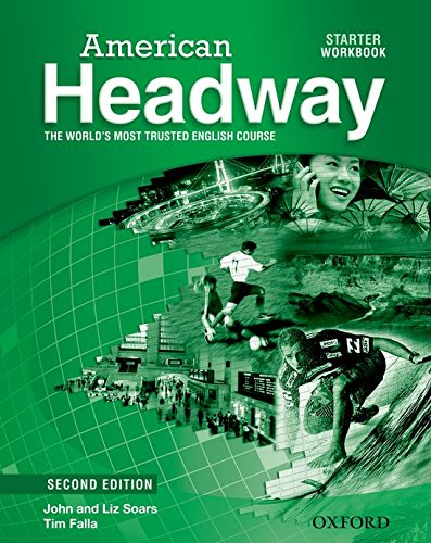 9780194729321: American Headway Starter: Workbook 2nd Edition (American Headway Second Edition)
