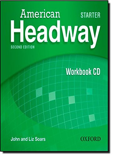 9780194729338: American Headway Starter: Workbook Audio CD 2nd Edition (American Headway Second Edition)
