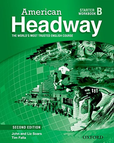 9780194729352: American Headway Starter: Workbook Starter B