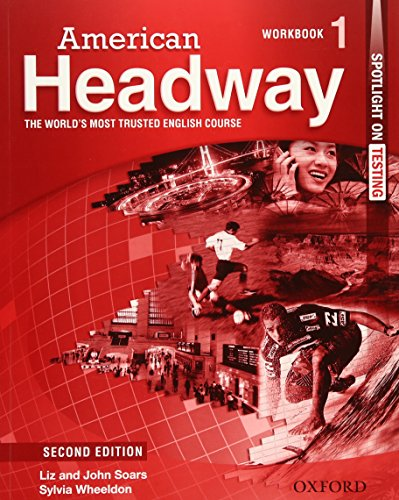 9780194729512: American Headway, Second Edition Level 1: Workbook