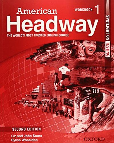 9780194729512: American Headway 1 Workbook
