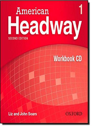9780194729529: American Headway 1 Workbook CD