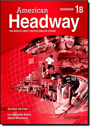 9780194729543: American Headway 1 B: Workbook 2nd Edition (American Headway Second Edition)
