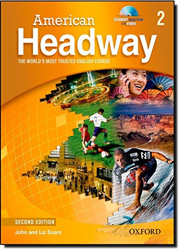 9780194729642: American Headway, Second Edition Level 2: American Headway 2: Student's Book with Student's Practice Multi-ROM 2nd Edition