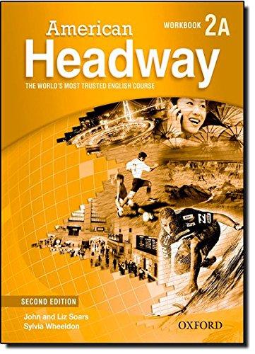 9780194729727: American Headway 2 Workbook A