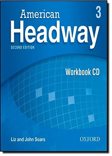 9780194729901: American Headway, Second Edition Level 3: Workbook Audio CD