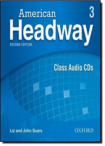 9780194729932: American Headway 3 Class CD (3)