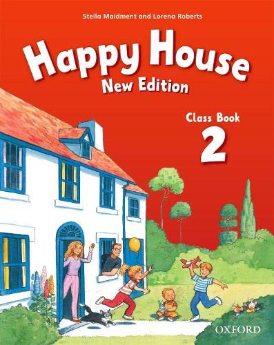 9780194730259: Happy House 2 new edition Class Book