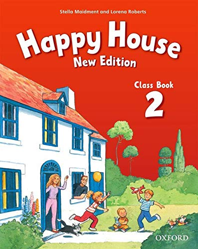 9780194730259: Happy House: 2 New Edition: Class Book