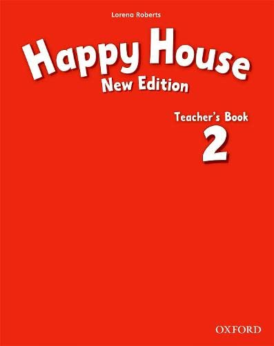 9780194730297: Happy House 2 new edition Teacher's Book