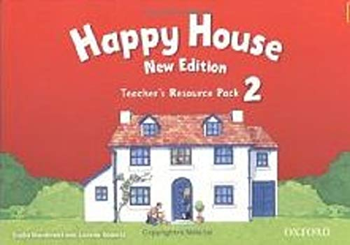 9780194730358: Happy House 2: Teacher's Resource Pack 2� Edici�n (Happy Second Edition)