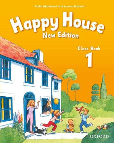 Happy House 1. Class Book: Roberts, Lorena