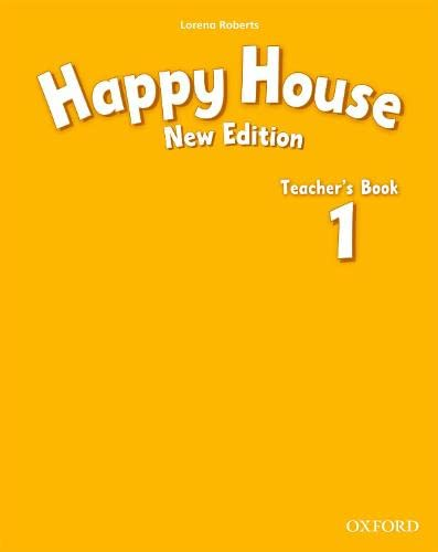 9780194730570: Happy House 1: Teacher's Book 2nd Edition (Happy Second Edition)