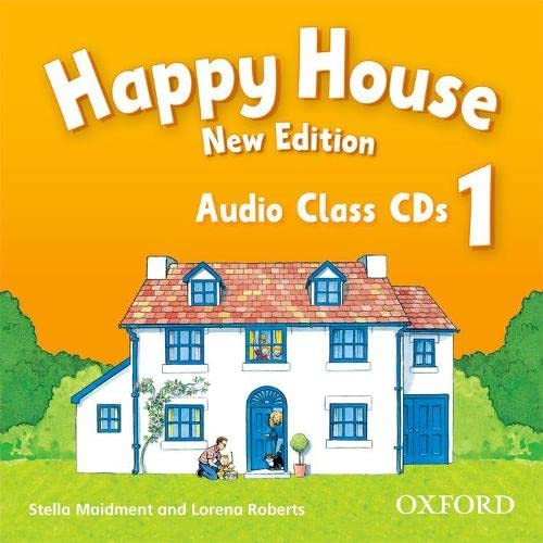 9780194730631: Happy House 1 new edition Audio CDs