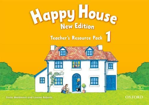 9780194730662: Happy House 1 new edition Teacher's Resource Pack