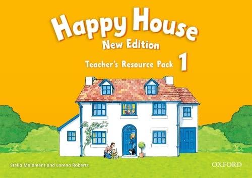 9780194730662: Happy House 1: Teacher's Resource Pack 2ª Edición (Happy Second Edition) - 9780194730662