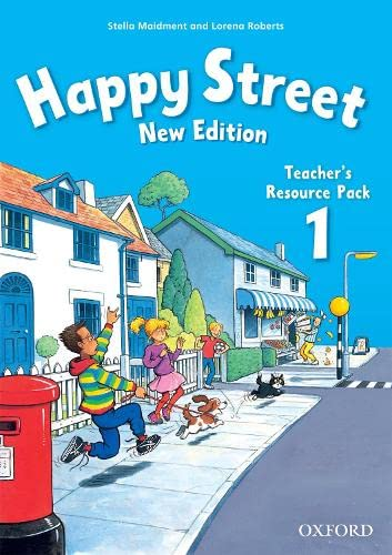9780194730754: Happy Street 1 new edition Teacher's Resource Pack