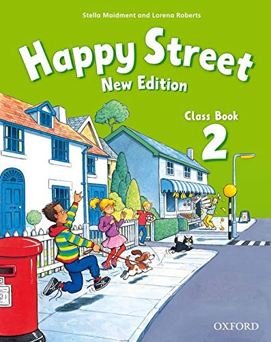 Happy Street: 2 New Edition: Class Book: Stella Maidment, Lorena