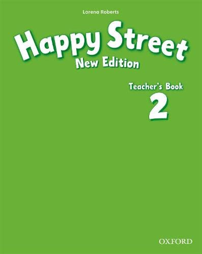 9780194730884: Happy Street: 2: Teacher's Book
