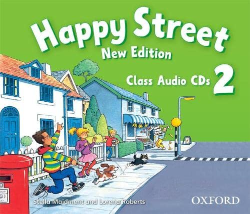 9780194730914: Happy Street 2: Class CD (2) 2nd Edition (Happy Second Edition)