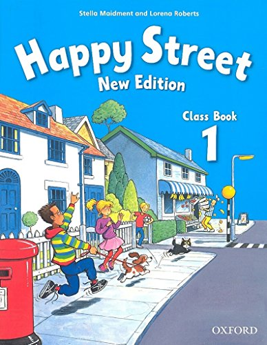 9780194730952: Happy Street: 1 New Edition: Class Book