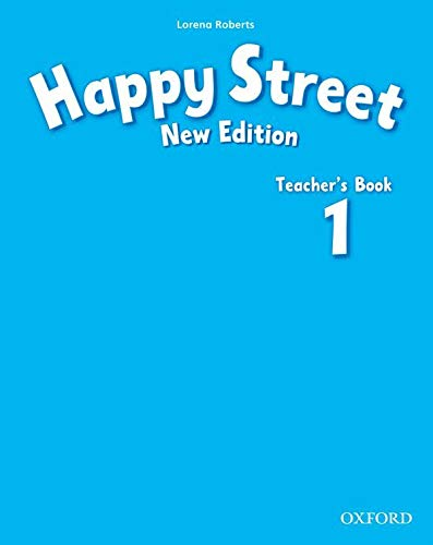 9780194731065: Happy Street 1 new edition Teacher's Book
