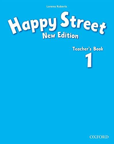 9780194731065: Happy Street: 1 New Edition: Teacher's Book