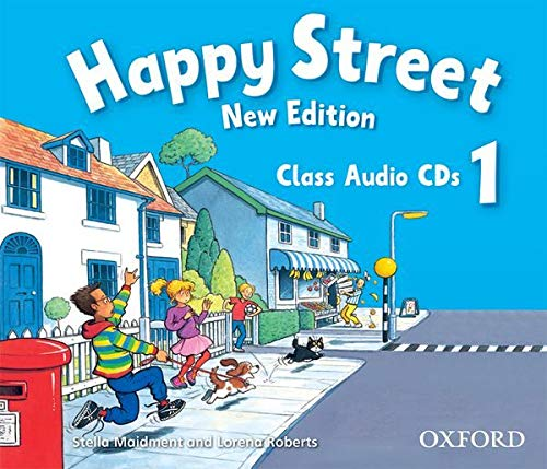 9780194731089: Happy Street 1, New Edition: Class Audio CDs