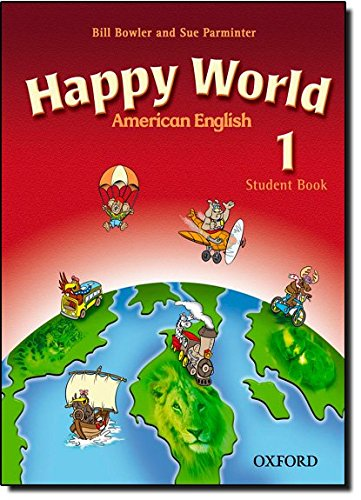 American Happy World 1: Student Book with: Stella Maidment, Lorena